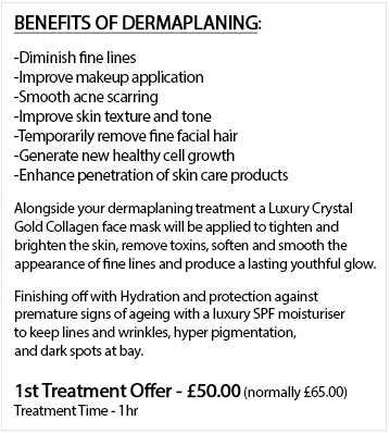 dermaplaning benefits